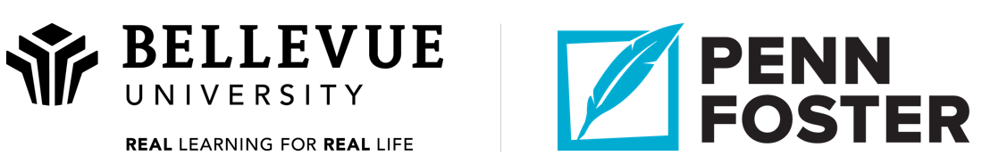 BU + PF - Logo lockup
